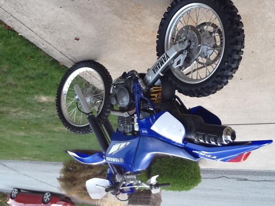 2004 Ttr 225 Yamaha Motorcycles For Sale