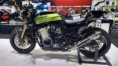 Custom Built Motorcycles : Other Kawabusa II Kawasaki ZRX with Hayabusa motor, Custom Built by norm @ Mid MO M/C
