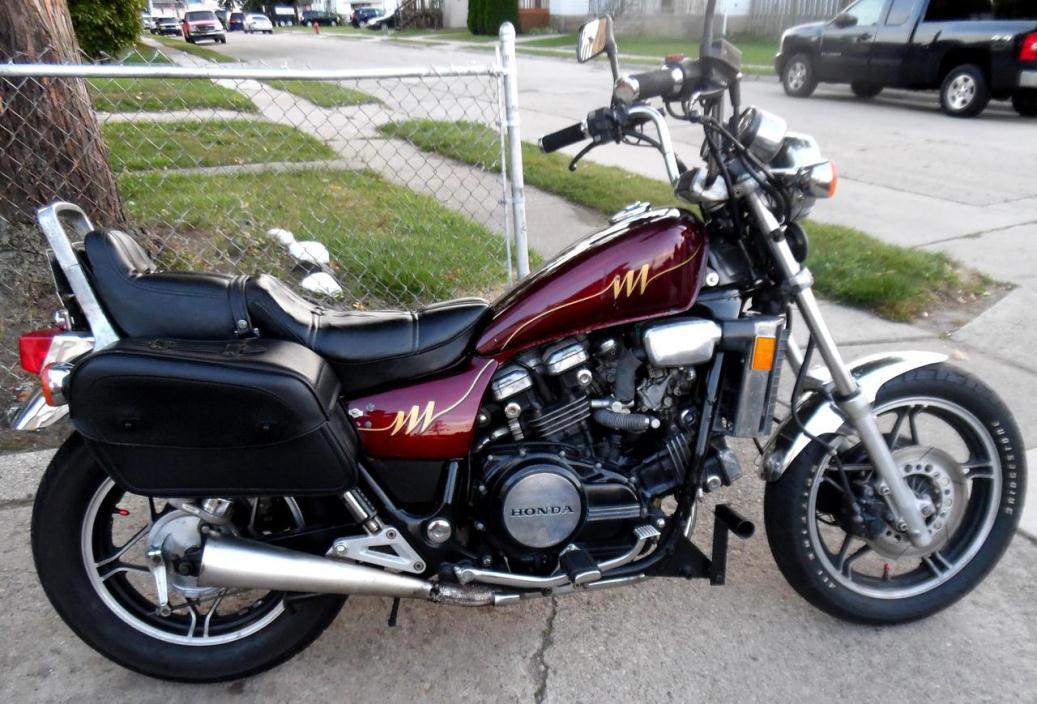 2007 Honda Shadow VLX600