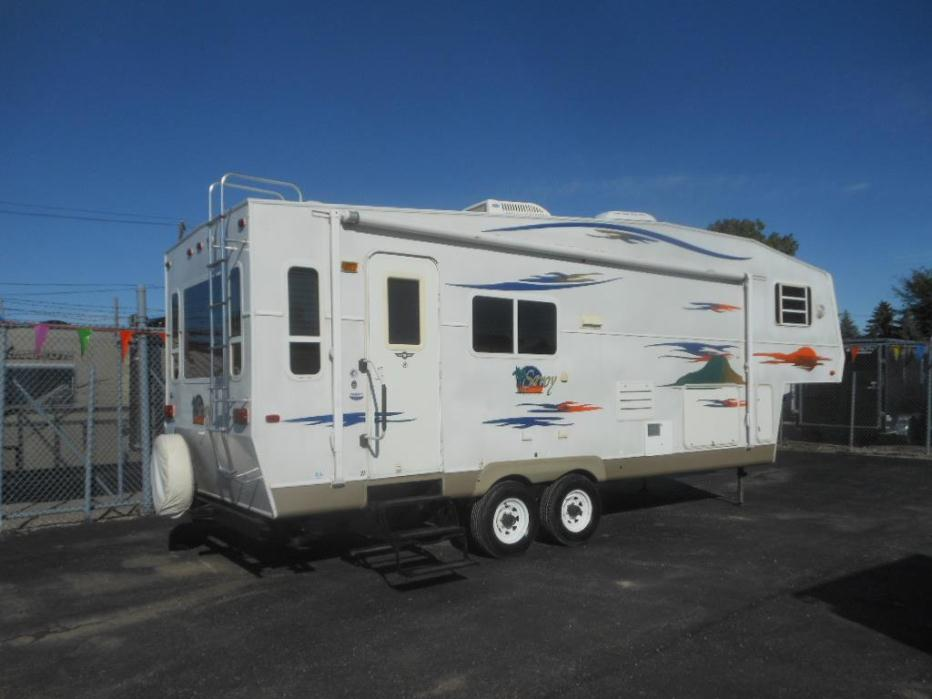 Holiday Savoy Rvs For Sale In Michigan