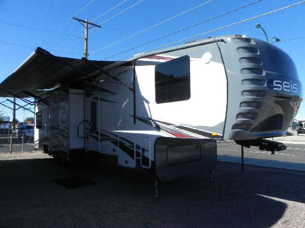Technology Management Image: Jayco Seismic 3914 Rvs For Sale