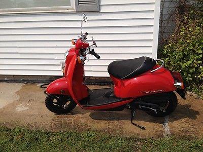 2009 Honda Motor Scooter