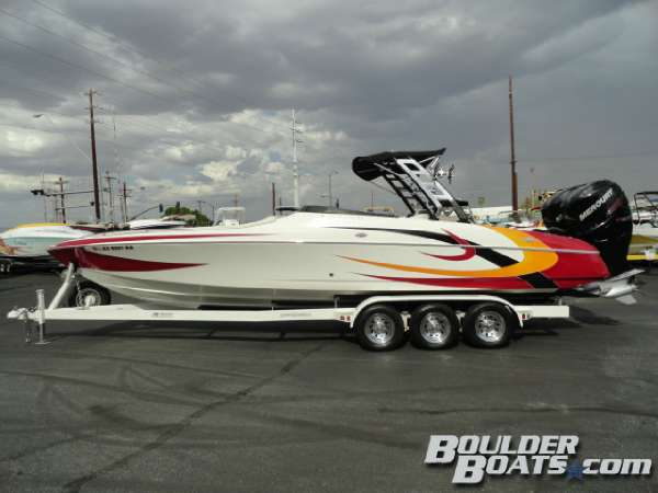 2008  Magic Powerboats  29 Wizard