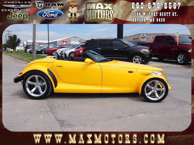 Plymouth : Prowler Base Convertible 2-Door 3.5 l 2 doors 253 hp horsepower 3.5 liter v 6 sohc engine air conditioning