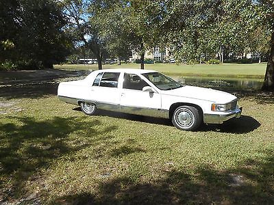 Cadillac Fleetwood Brougham Cars For Sale In Florida