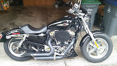 Harley-Davidson : Sportster Best looking Sportster Custom XL I've seen Loads of Extras!!!