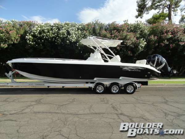 2015  Glasstream  328 Pro XS