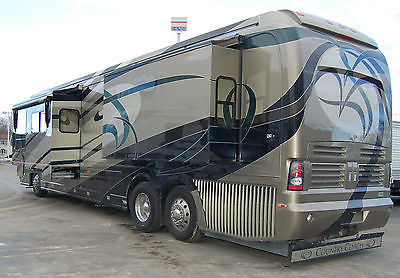 Country Coach Magna Diesel Pusher 45 foot Motorhome