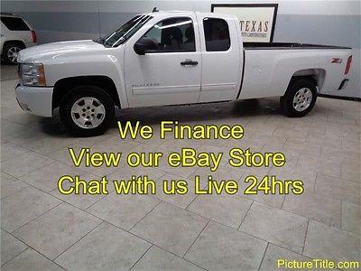 Chevrolet : Silverado 1500 LT 4WD Ext Cab 11 silverado 1500 lt ext cab 4 x 4 5.3 v 8 automatic we finance 1 texas owner