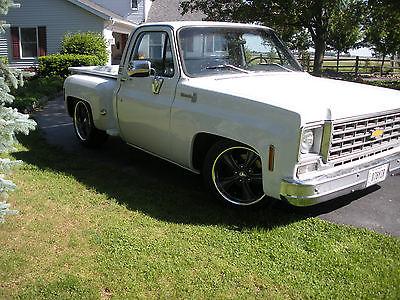 Chevrolet : C-10 silverado Chevrolet  C-10