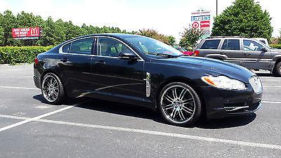 Jaguar : XF Base Sedan 4-Door 2010 jaguar xfr base sedan 4 door 5.0 l 500 horsepower