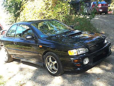 Subaru : Impreza RS 2.5 Classic 1999 Imprezza 2.5 RS Coupe (2dr) Auto., Sunroof