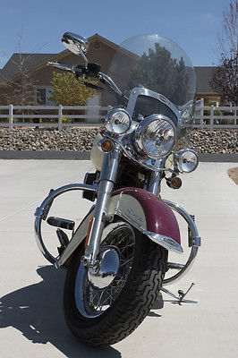 Harley-Davidson : Softail 2007 harley davidson flstn softail deluxe brandywine cream