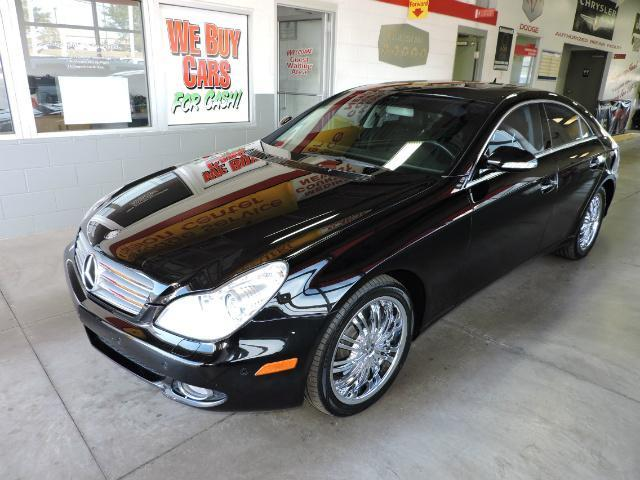 Mercedes benz cls class cars for sale in ohio for Mercedes benz dealer akron ohio