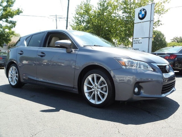 2012 LEXUS CT 200h 4dr Hatchback