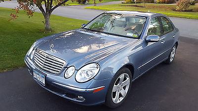Mercedes-Benz : E-Class 2006 e 500 low miles