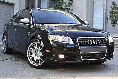 Audi : S4 S4 2006 audi s 4 4.2 l v 8 all wheel drive clean interior nice car