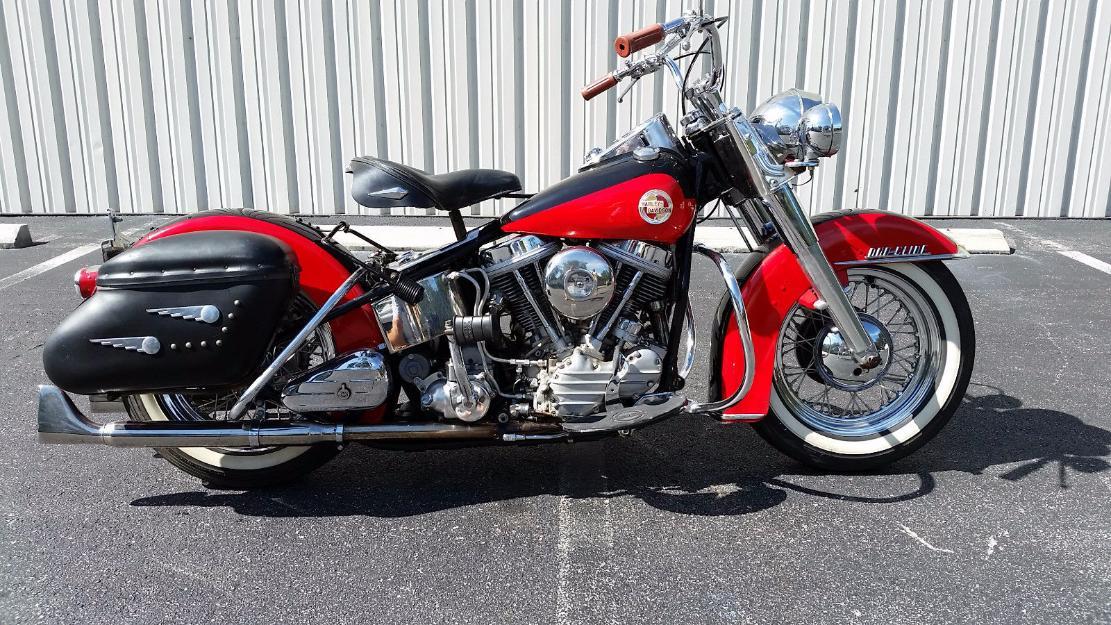 1958 Harley Davidson Panhead FL