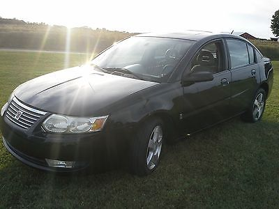 Saturn : Ion 3 Sedan 4-Door 2006 saturn ion 3 sedan 4 door 2.4 l