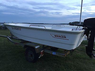 Boston Whaler 110  -  yacht tender / fun, small Whaler!