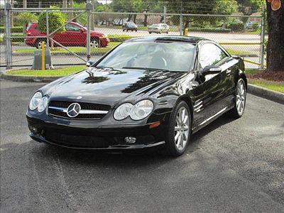 Mercedes-Benz : SL-Class SL500 2dr Roadster 5.0L 2005 mercedes benz sl class sl 500