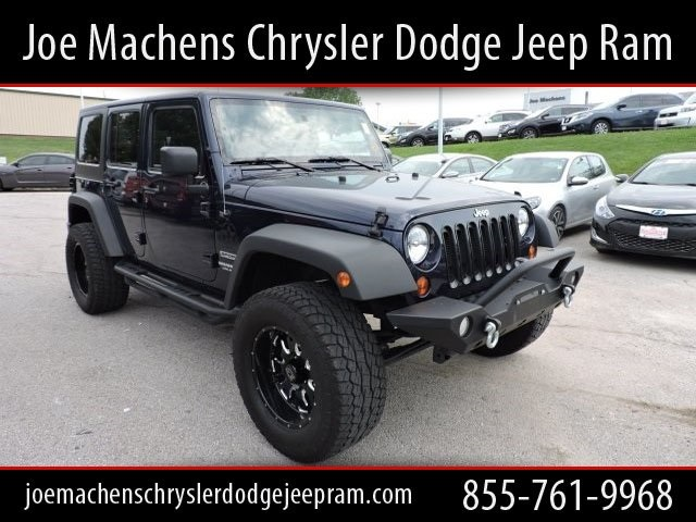 2013 Jeep Wrangler Unlimited Sport Columbia, MO