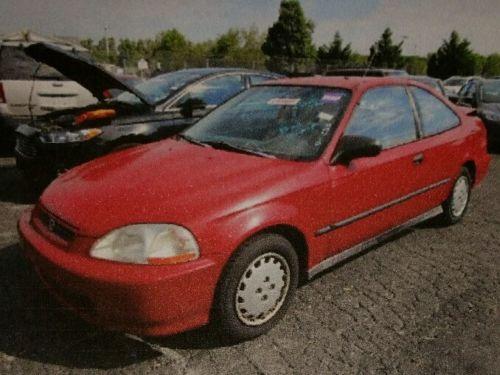 Honda : Civic DX Coupe 2-Door 1997 honda civic dx low miles 99 806 k