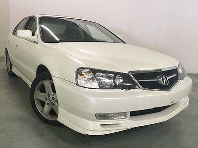 Acura : TL Type S 2003 acura type s