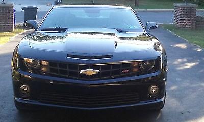 Chevrolet : Camaro SS Coupe 2-Door 2010 chevrolet camaro 2 ss rs