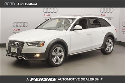 Audi : Allroad 4dr Wagon Premium Plus We are the #1 Volume Audi Store in Ohio for a Reason! Come in and check us out!