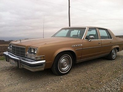 Buick : Electra LIMITED 1977 buick limited low miles from dry sunny california 2 0 wners 403 oldsmobile