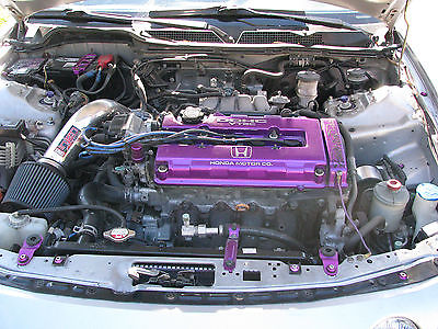 Acura : Integra GSR FACTORY GSR NEW HIGH DOLLAR REPAINT SUSPENSION MODS HANDLES GREAT FAST WOW!!