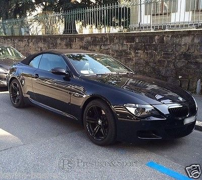 BMW : M6 CONVERTIBLE, SPORT PREMIUM, GPS + Bluetooth BMW M6 CONVERTIBLE, SPORT PREMIUM, GPS + Bluetooth, Parking,