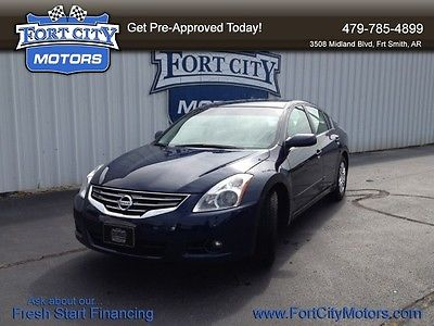 Nissan : Altima 2.5-FWD-LOW MILES-LTHR -ALLOY WHEELS-WARRANTY-CARFAX-ONE OWNER 2012 nissan 2.5 fwd low miles lthr alloy wheels warranty carfax one owner