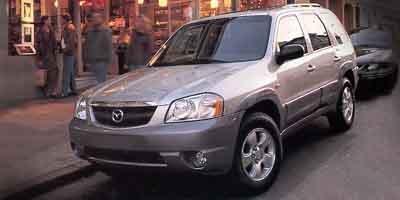 2002 MAZDA Tribute 4dr ES V6 4WD SUV