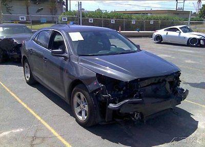 Chevrolet : Malibu 1LS 2014 cehvrolet malibu 1 ls used 2.5 l i 4 16 v automatic fwd sedan premium onstar