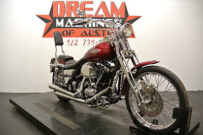 Harley-Davidson : FXR 1982 FXR Super Glide Shovelhead Springer *Loaded!* 1982 harley davidson fxr super glide shovelhead springer we ship finance