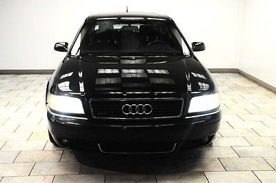 Audi : A8 A8 L 2003 audi a 8 l