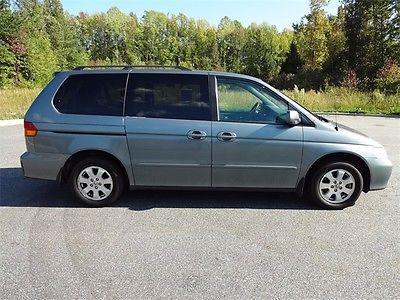 Honda : Odyssey EX 2002 honda odyssey ex power sliding doors