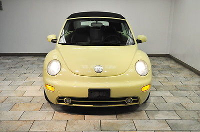 Volkswagen : Beetle-New GLS 2003 volkswagen gls