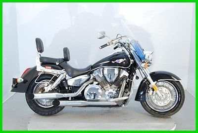 Honda : Other 2003 honda vtx 1300 stock 15527 b