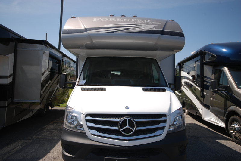 2016 Forest River FORESTER 2431S
