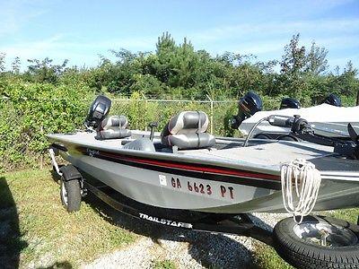 2010 Bass Tracker Panfish 16