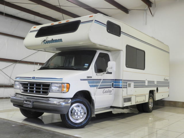 Ford E Series Van RV CAMPER FORD E350 COACHMEN CATALINA SPORT II CONVERSION