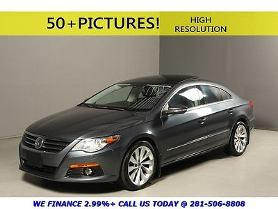 Volkswagen : CC 2009 CC VR6 SPORT PANOROOF LEATHER HEATSEATS XENON 2009 vw cc 2009 cc vr 6 sport panoroof leather heatseats xenon v 6 dynaudio