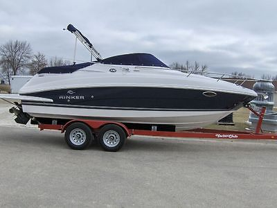 2007 Rinker 230 Atlantic Boats For Sale