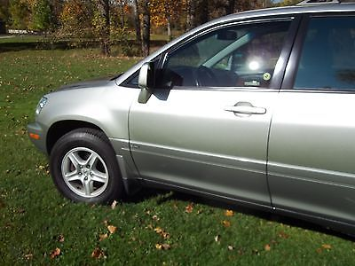 Lexus : RX RX300 2001 lexus rx 300 awd luxury sport utility 4 door 3.0 l still like new