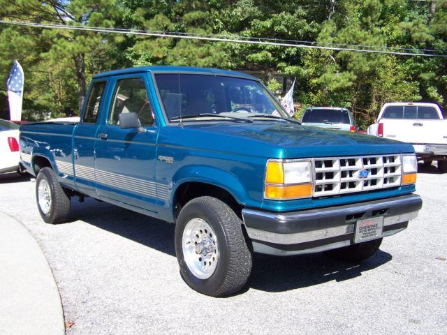 1992 Ford Ranger 4x4 Cars For Sale