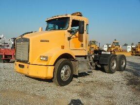 2000 Kenworth T800b