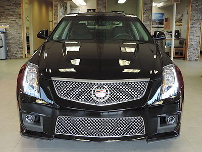 Cadillac : CTS ONE OWNER WEST COAST CTSV RUST FREE NON SMOKER 2009 cadillac cts v ctsv sedan 6.2 556 hp supercharged 1 owner low miles lsa